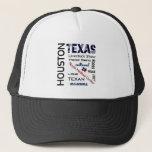 Houston Texas Hat