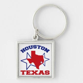Houston, Texas Keychain