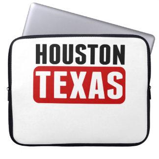 Houston Texas Laptop Sleeves