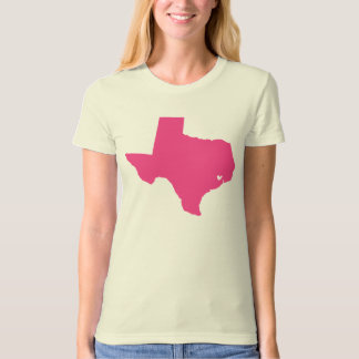 Houston, Texas Love T-Shirt