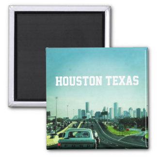 Houston Texas (Magnet) Magnet