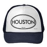 Houston, Texas Mesh Hats
