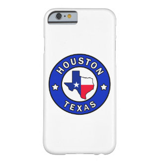 Houston Texas phone case Barely There iPhone 6 Case