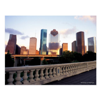 Houston, Texas Postcard