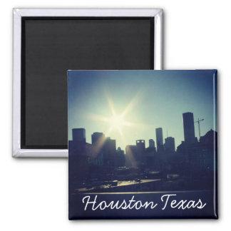 Houston Texas Skyline (Magnet) Magnet
