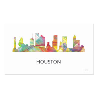 Houston Business Cards & Templates