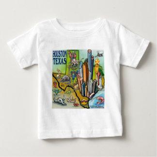 Houston TX Baby T-Shirt