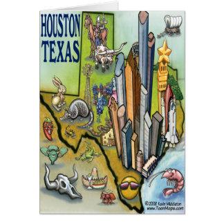 Houston TX Card