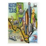 Houston TX Post Cards