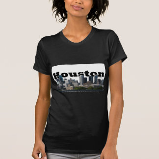 Houston, TX Skyline with Houston in the Sky Shirt