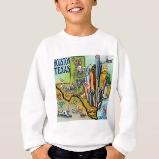 Houston TX Sweatshirt