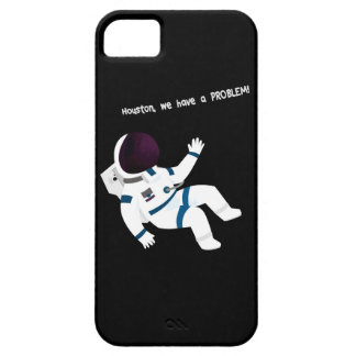 Houston we have to problem iPhone SE/5/5s case