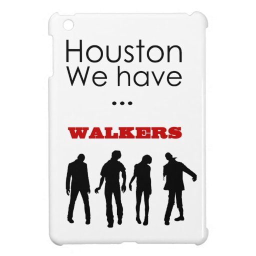 Houston we have… walkers cover for the iPad mini