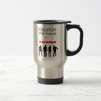Houston we have ... walkers taza térmica