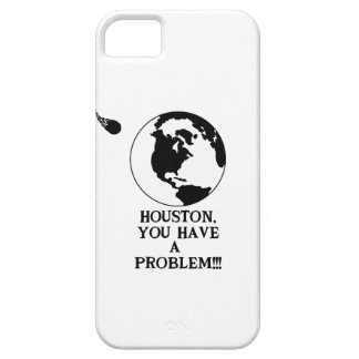 Houston You Have A Problem - Funny NASA Print iPhone SE/5/5s Case