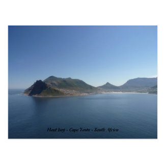Hout bay - Cape Town - South Africa Postcard