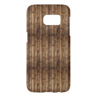 Hout-look Samsung S7 Samsung Galaxy S7 Case