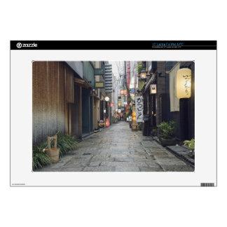 """Houzenji Row 15"""" Laptop Skin"""