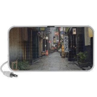 Houzenji Row Travel Speakers