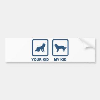 Hovawart Bumper Sticker