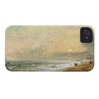 Hove Beach, c.1824 (oil on paper on panel) iPhone 4 Case-Mate Cases