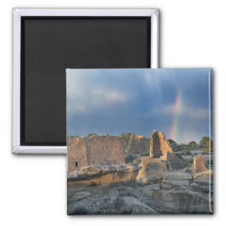 Hovenweep Castle, Hovenweep National Monument, 2 Inch Square Magnet