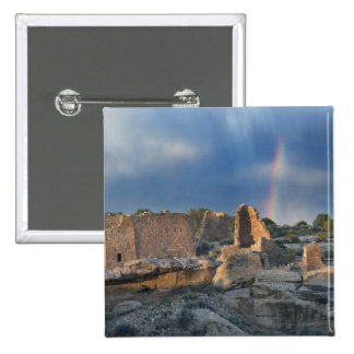 Hovenweep Castle, Hovenweep National Monument, Pinback Button