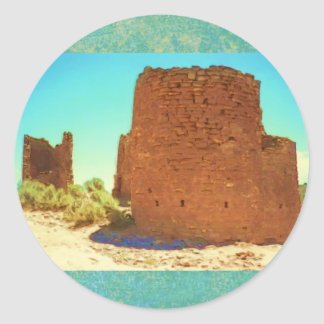 Hovenweep's Ancient Towers sticker