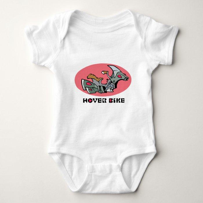 Hover Bike Baby Bodysuit