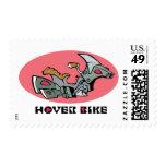 Hover Bike Postage