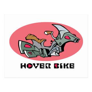 Hover Bike Postcard