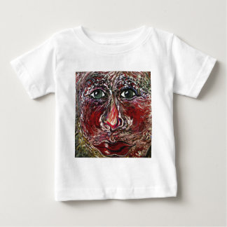 Hover Face Baby T-Shirt