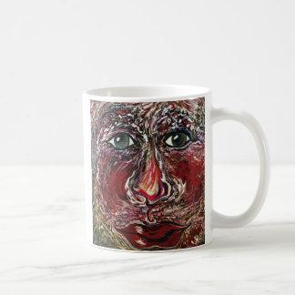 Hover Face Coffee Mug