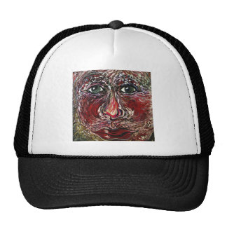 Hover Face Trucker Hat