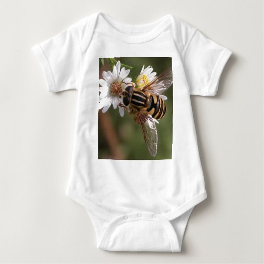 Hover fly baby bodysuit