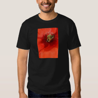 Hover Fly Black Adult Tee Shirt