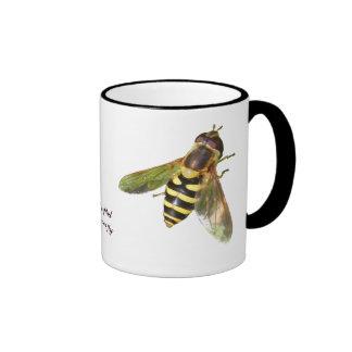 Hover fly ~ mug