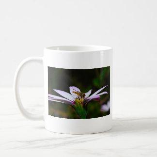 Hover Fly on a Daisy Coffee Mug