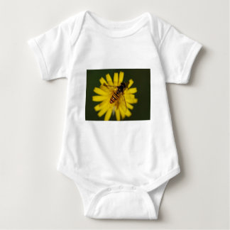 Hover Fly Photo Baby Bodysuit