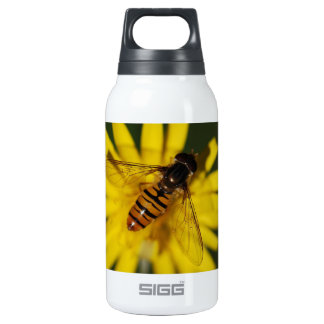 Hover Fly Photo Insulated Water Bottle