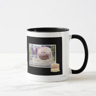 Hover kitteh mug