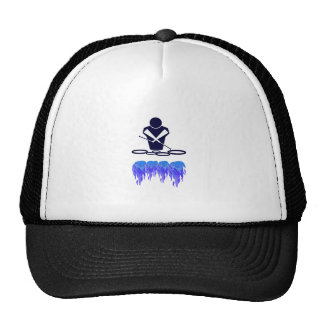 Hover-Quads Trucker Hat