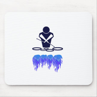 Hover-Quads Mouse Pad