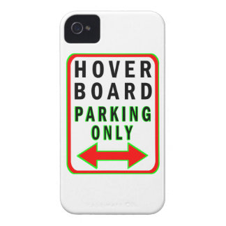 Hoverboard Parking Only iPhone 4 Case-Mate Case
