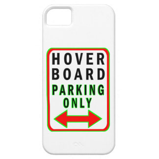 Hoverboard Parking Only iPhone SE/5/5s Case