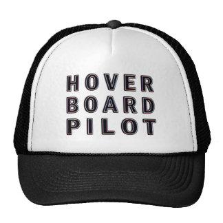 Hoverboard Pilot Trucker Hat