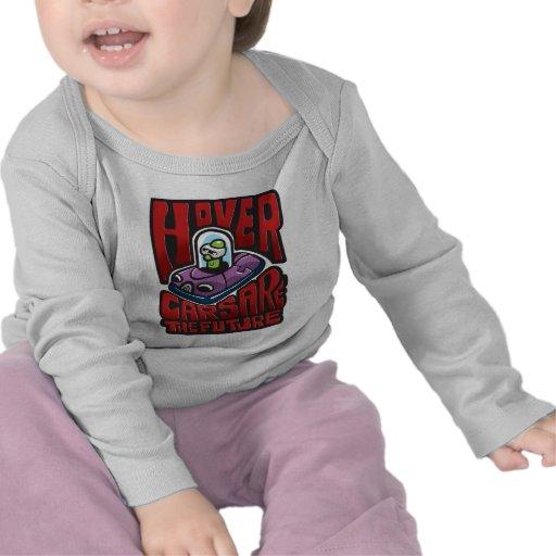 Hovercars es el futuro camisetas
