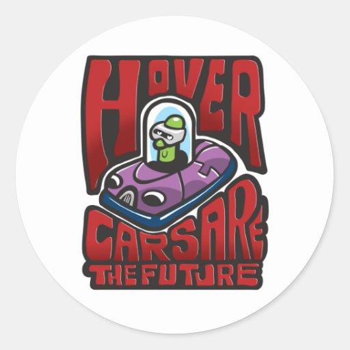 Hovercars es el futuro etiquetas