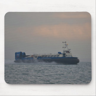 Hovercraft At Dawn Mouse Pad