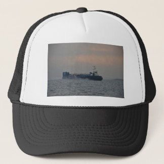 Hovercraft At Dawn Trucker Hat
